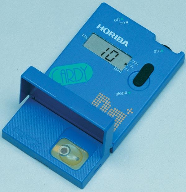 Horiba B 173 Conductivity Meter : Expotech
