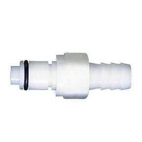 9 x 9 Cole-Parmer Kynar Gas Sampling Bag On//Off and Septum valves 9 x 9 AO-01410-51